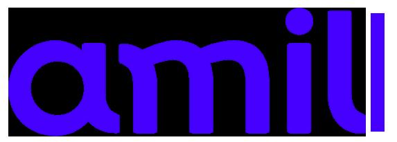 Logomarca Amil Natal